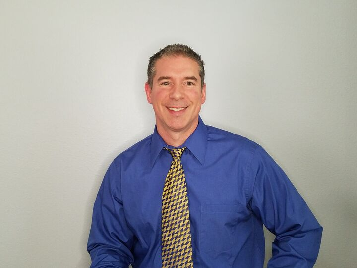Mike Evenick,  in Lutz, Dennis Realty & Investment Corp.