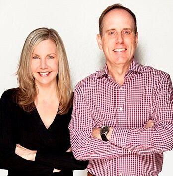 Steve Hill and Sandra Brenner ,  in Seattle, Windermere