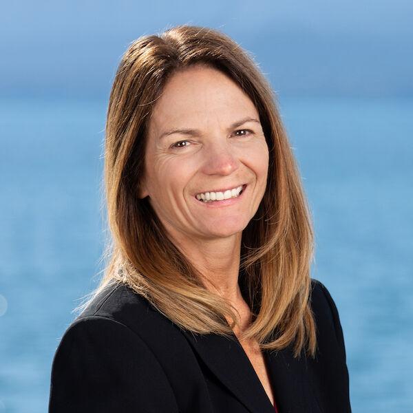 Lisa Renschen,  in Tahoe City, Sereno Group