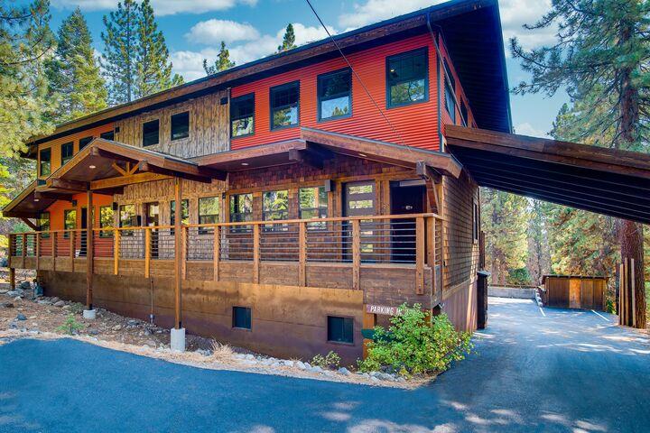 Lake Tahoe,Tahoe City,Sereno